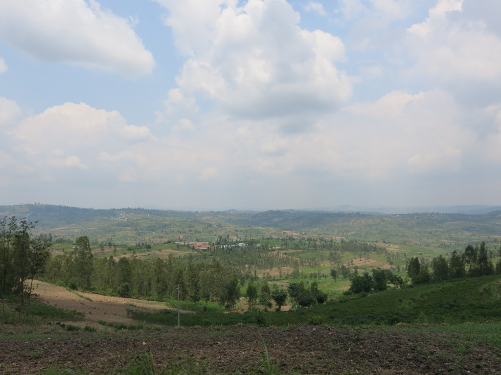 Rwanda Land of a Thousand Hills