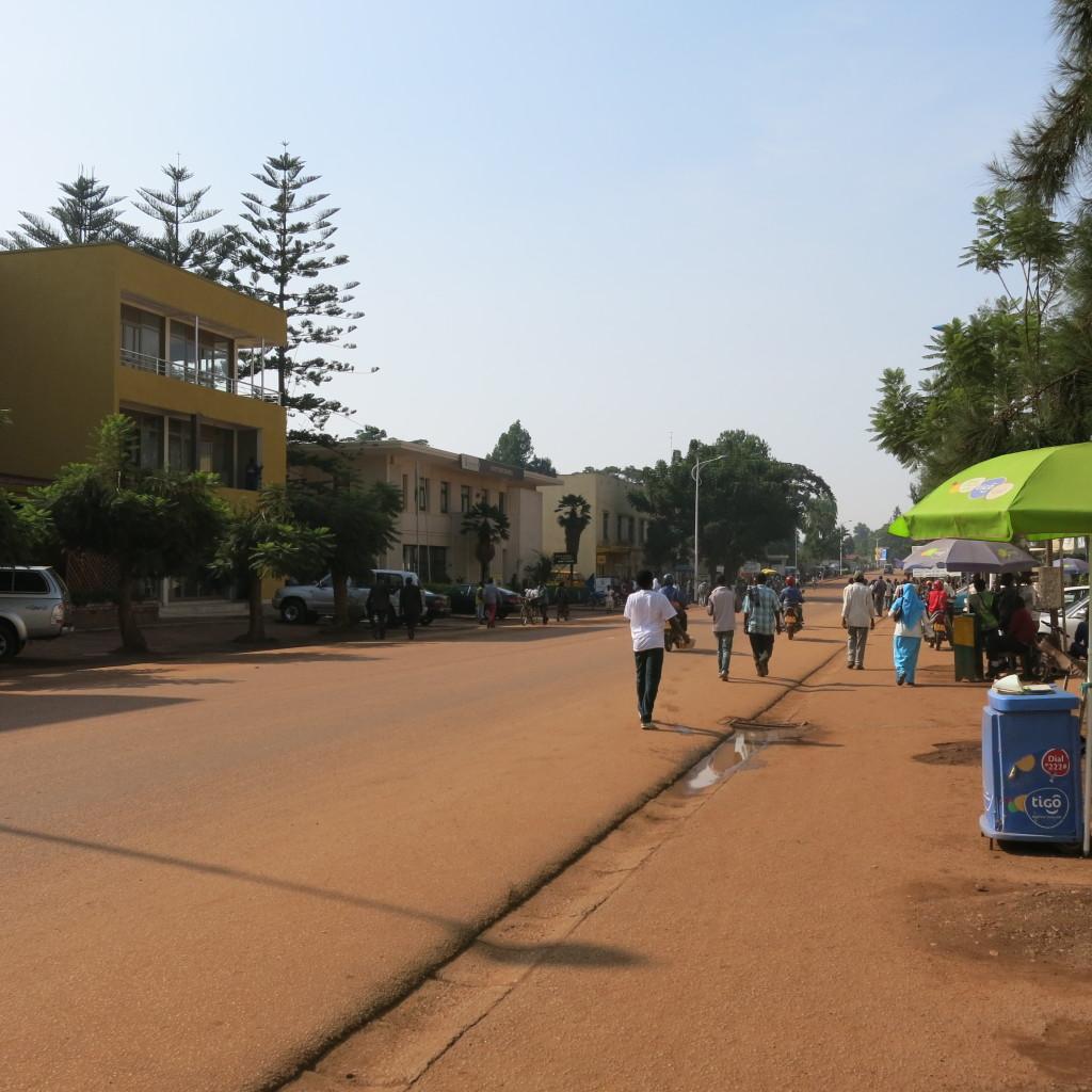 Huye Rwanda