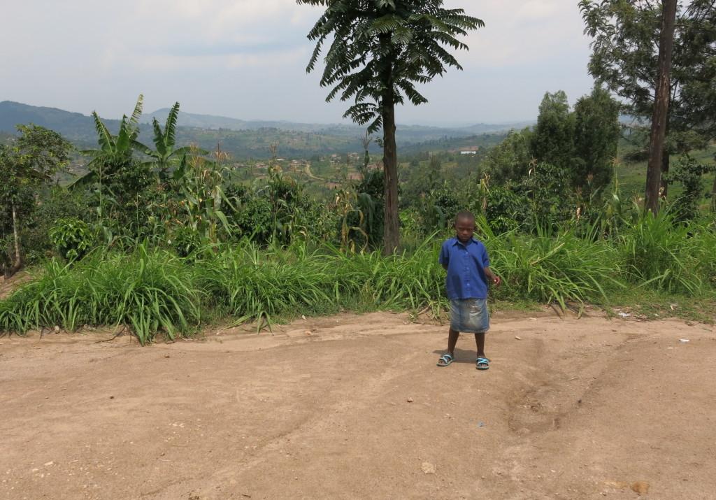 Schoolchildren Rwanda
