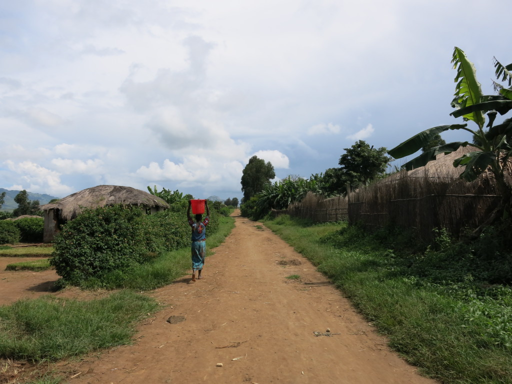 Malawi woman