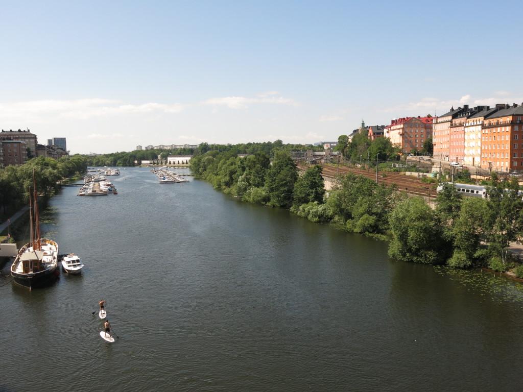 Karlbergskanalen Stockholm