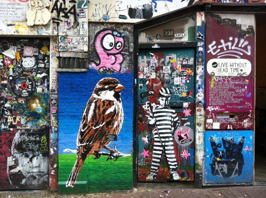 Street Art Amsterdam 1