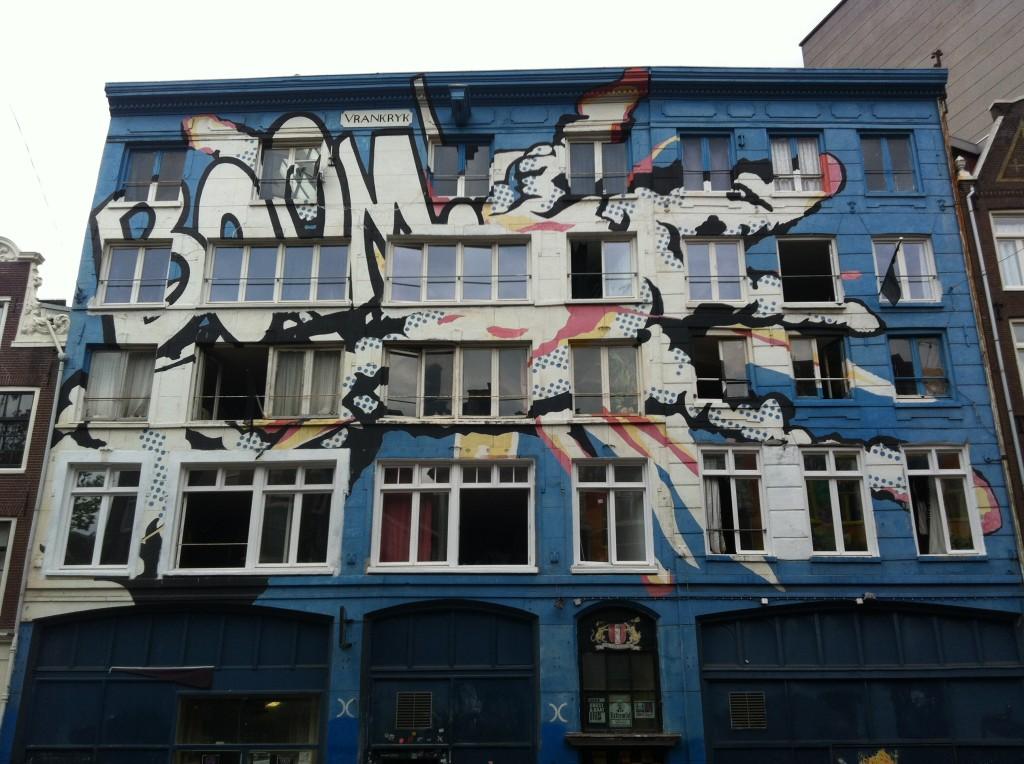 Street Art Amsterdam 4