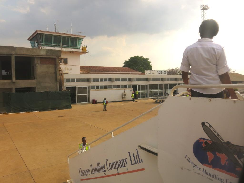 Blantyre Airport