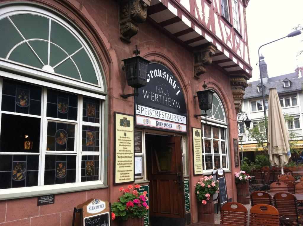 Frankfurt Rönnerberg