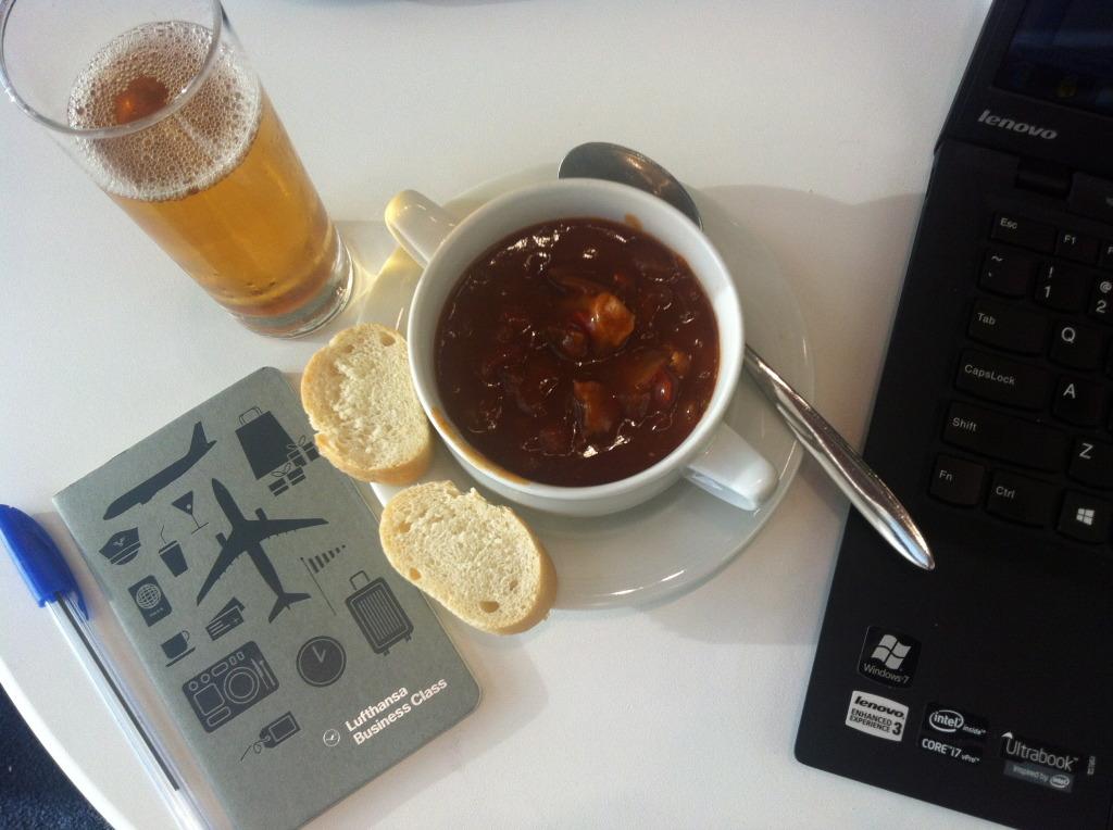 Frankfurt Airport Lounge