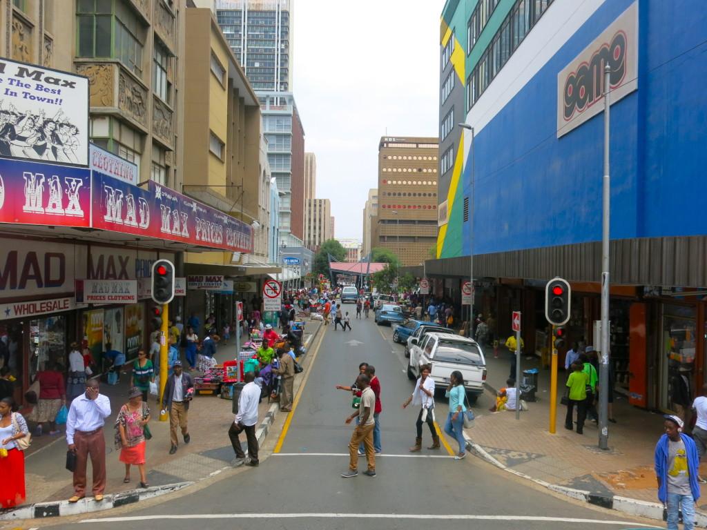 Johannesburg Street