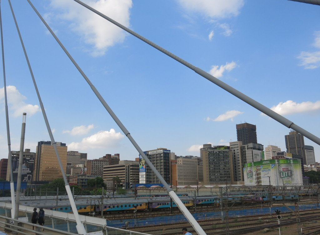 Johannesburg Bridge