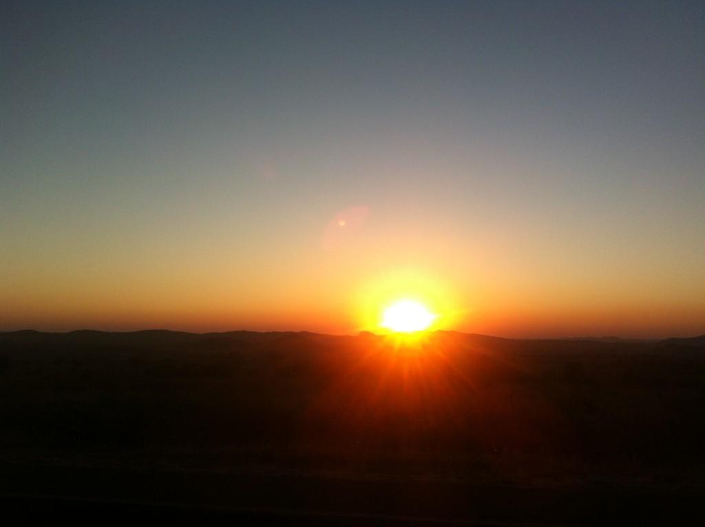 Sunset Malawi