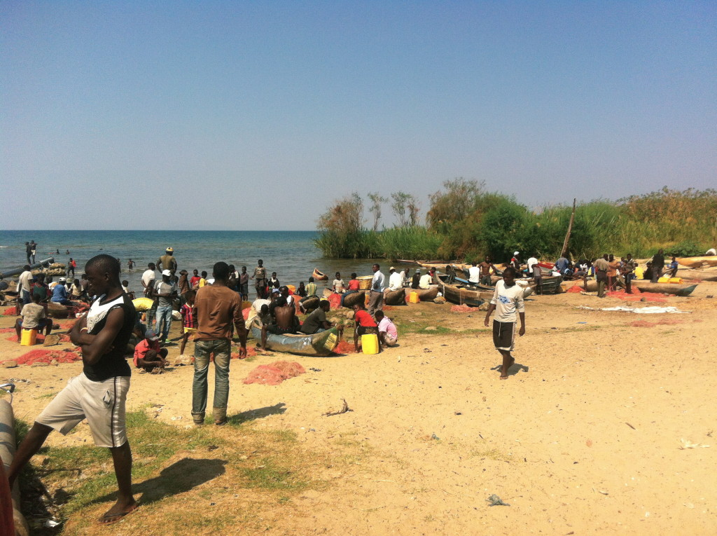 Lake Malawi Fishing