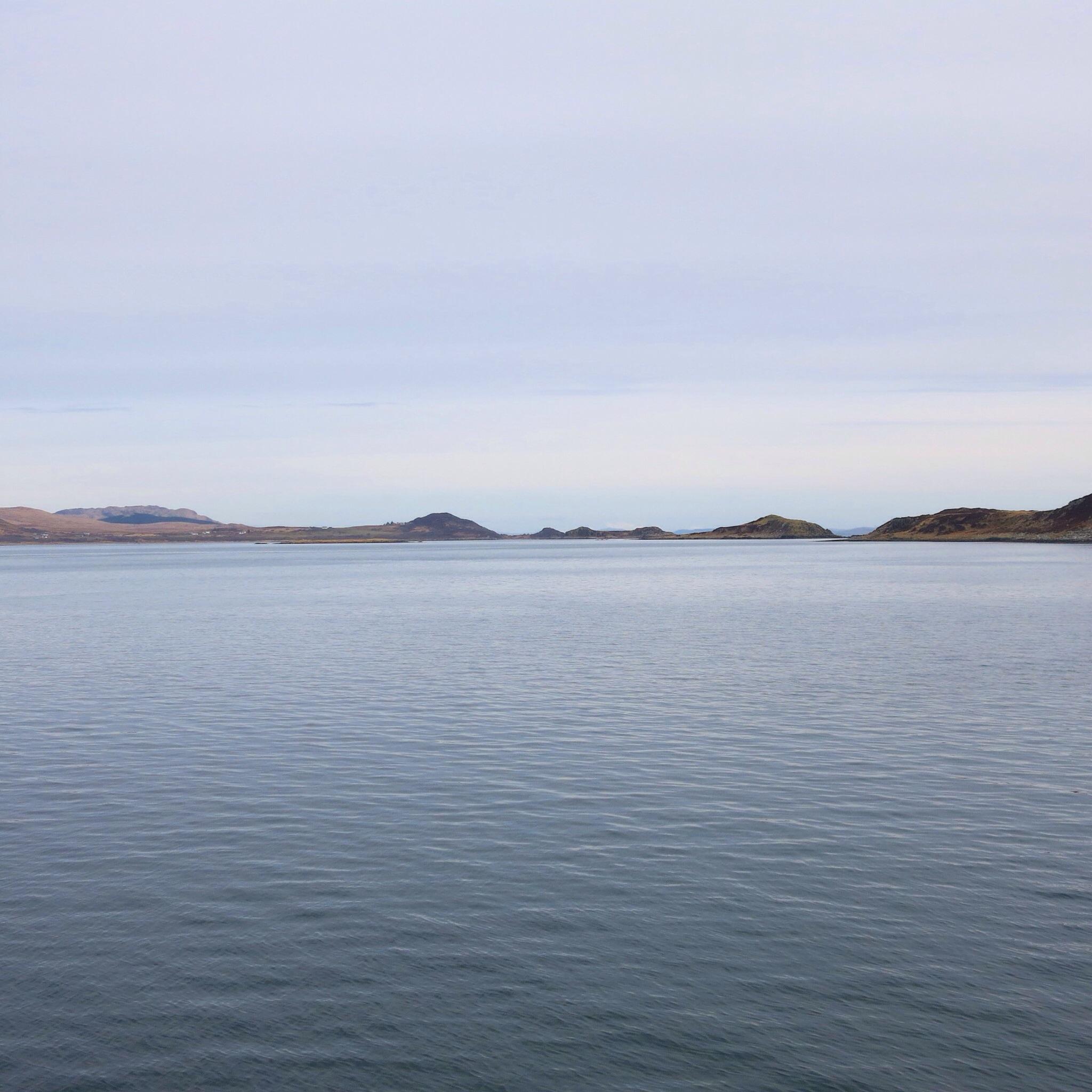 Skerries Jura Scotland