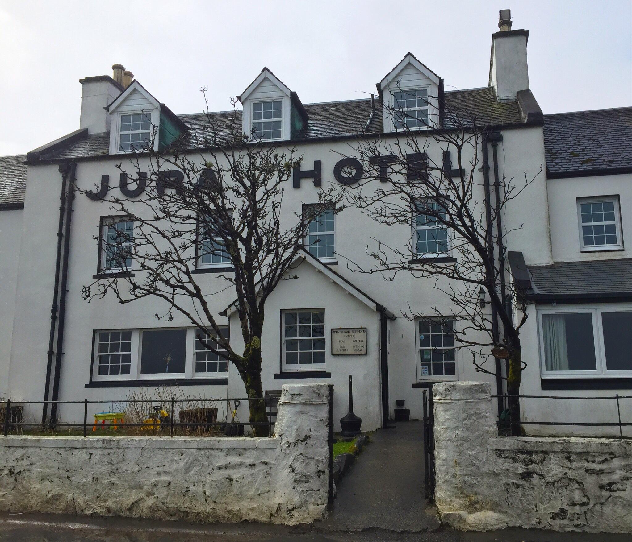Jura Hotel Scotland