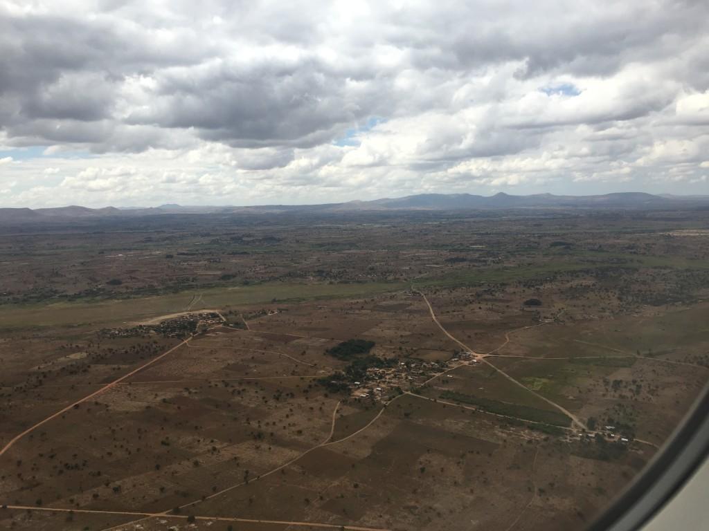 Malawi landscape view
