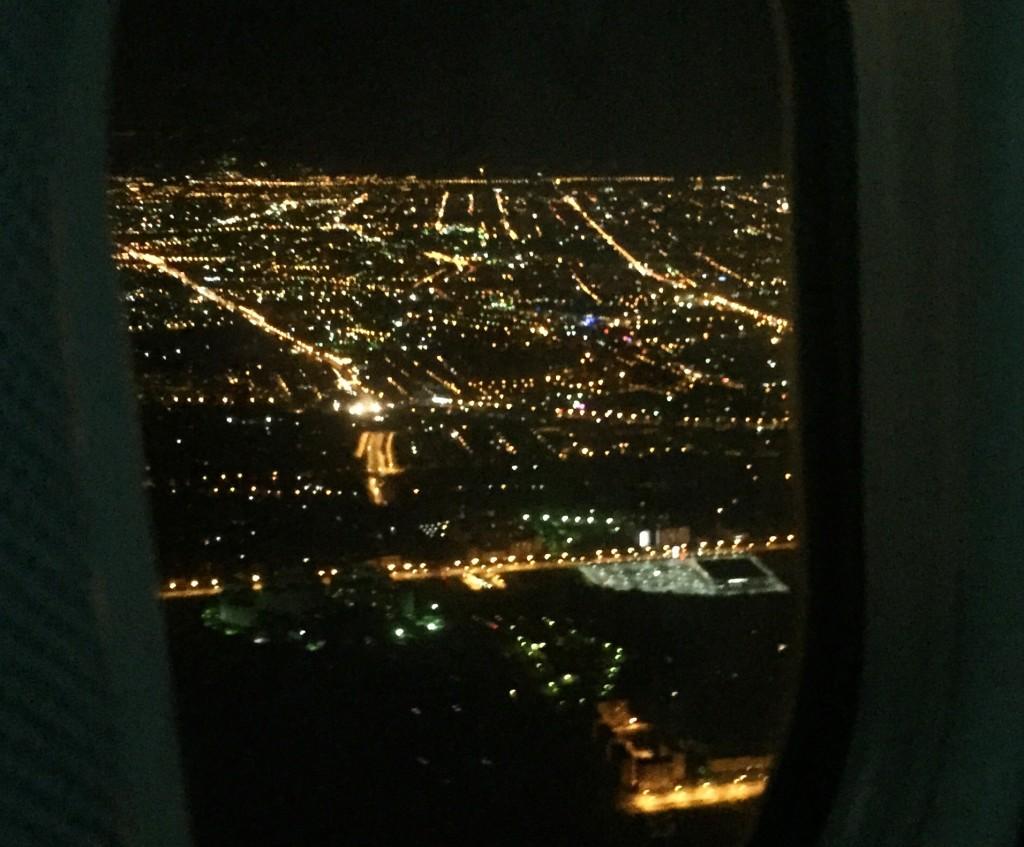 Astana Night View