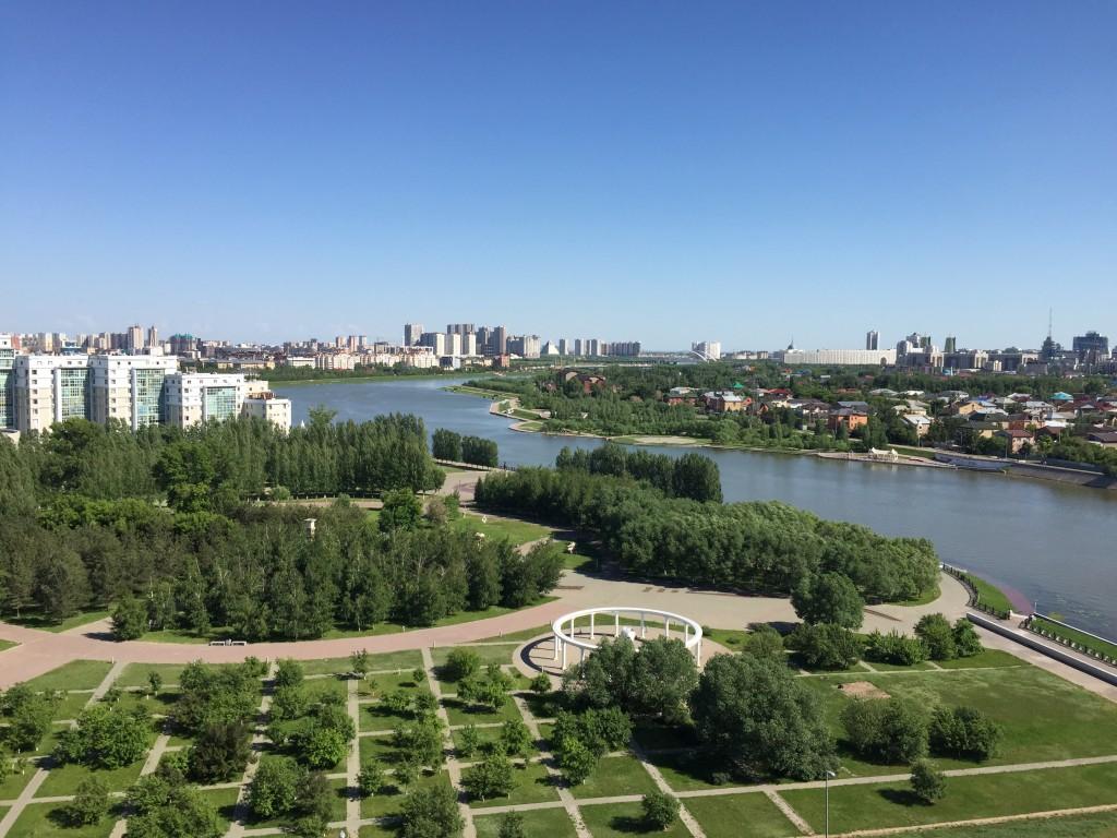 Astana view