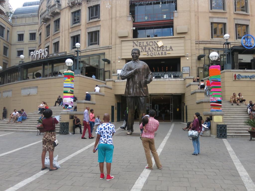 Nelson Mandela Square Sandton