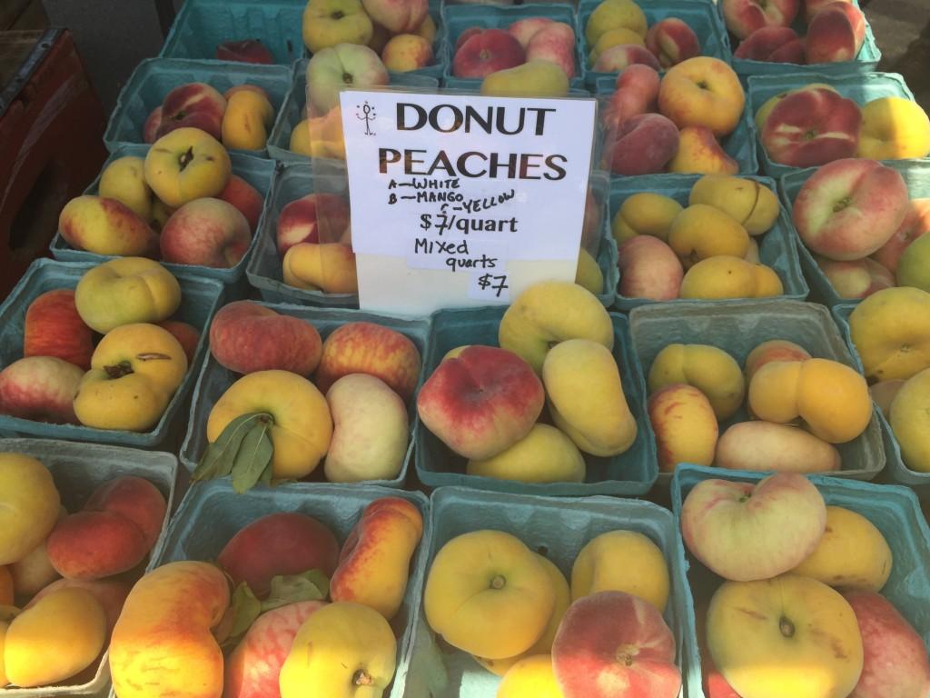 Peaches Farmers Market Dupont Circle