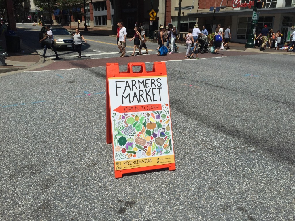 Farmers Market Silver Spring