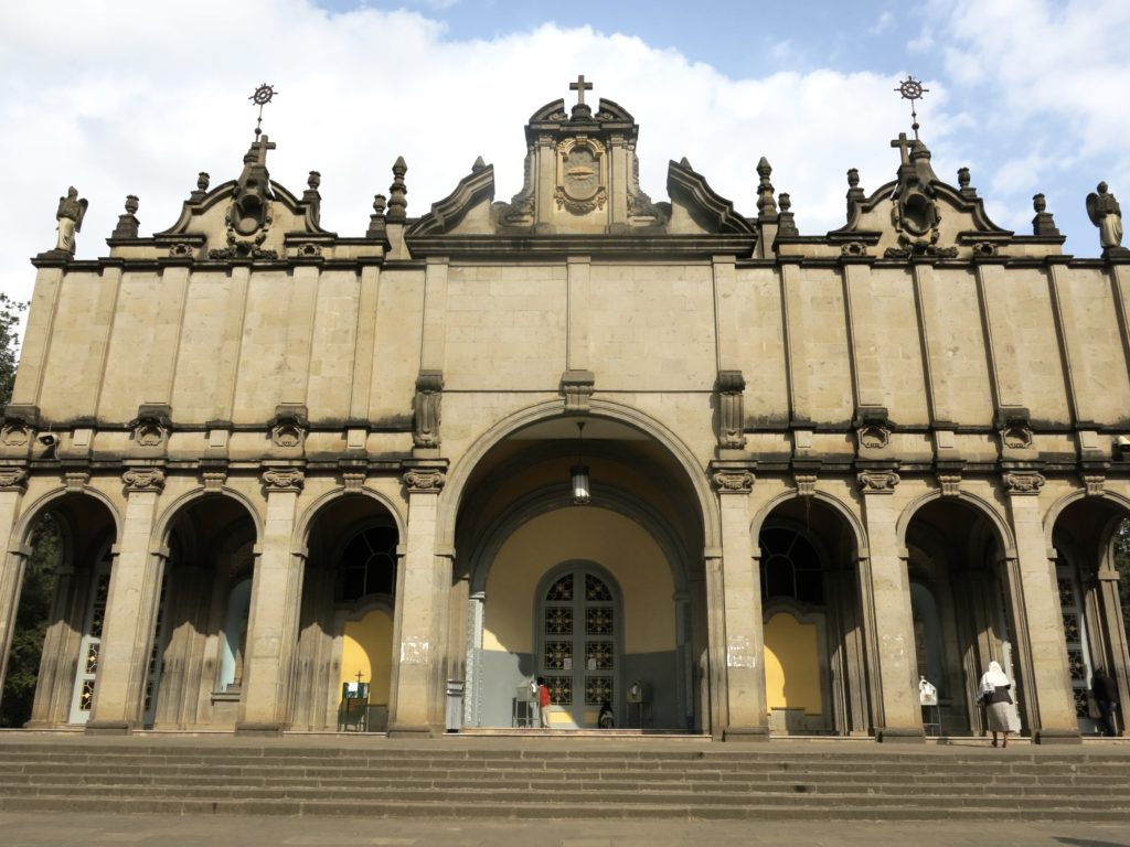 Holy Trinity Cathedral Addis