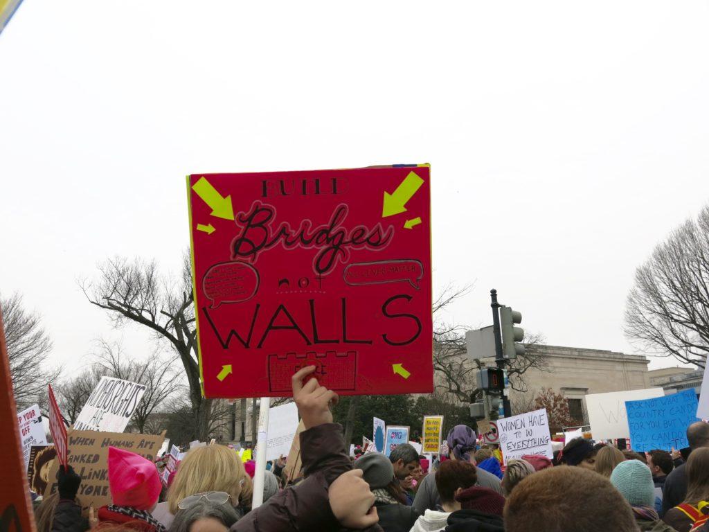 The Womem's ;March on Washington