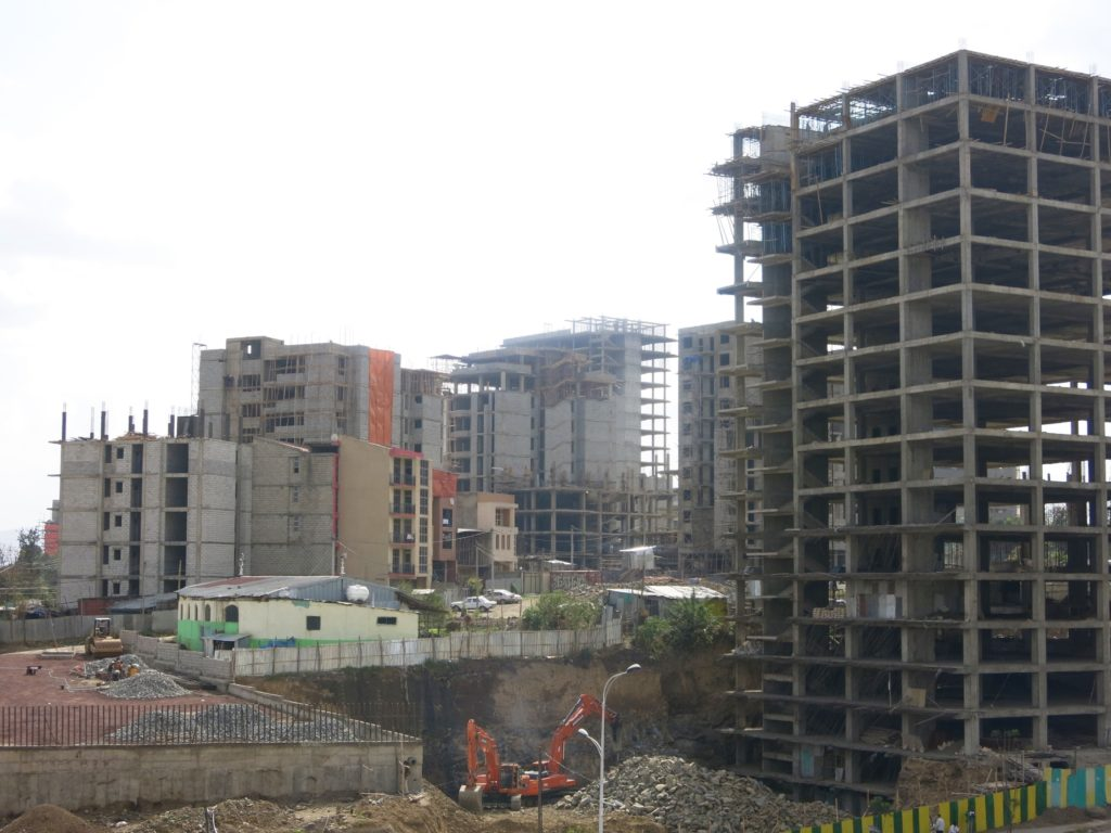 Addis Construction Works