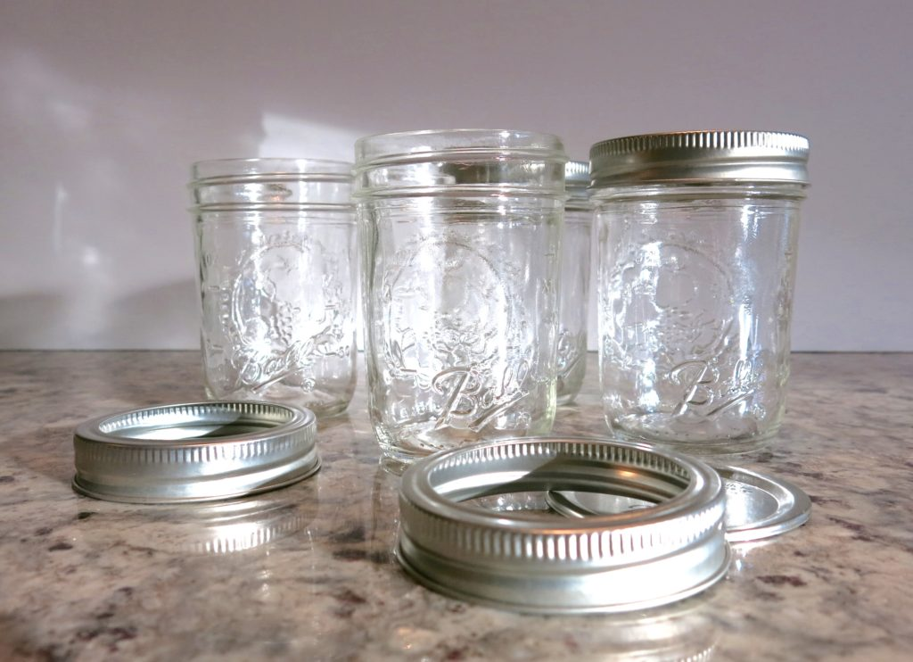 Ball Jars Small