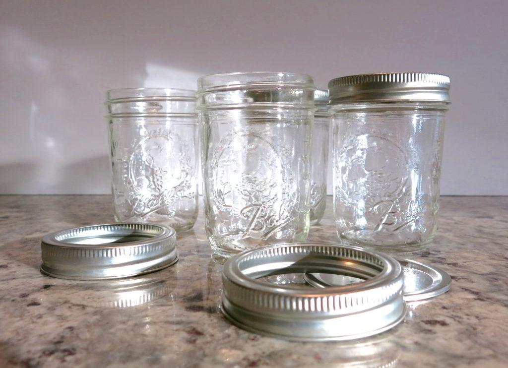 Ball Jars Small